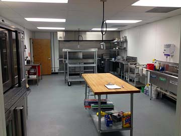 DER Kitchen - Commercial Kitchen For Rent, Columbia SC