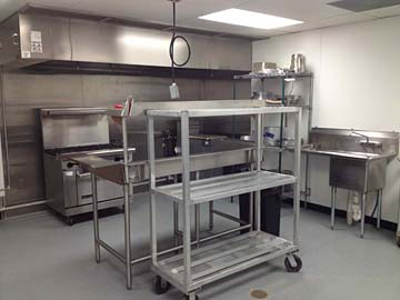 DER Commercial Kitchen